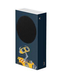 WALL-E Robot Xbox Series S Console Skin