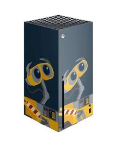 WALL-E Robot Xbox Series X Console Skin