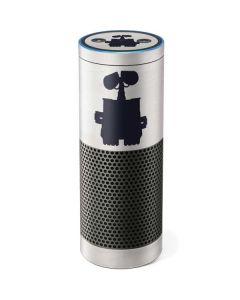 WALL-E Silhouette Amazon Echo Skin