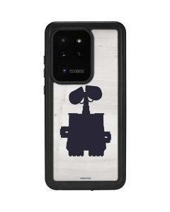 WALL-E Silhouette Galaxy S20 Ultra 5G Waterproof Case