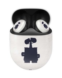 WALL-E Silhouette Google Pixel Buds Skin