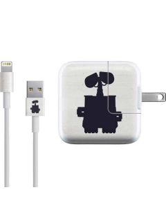 WALL-E Silhouette iPad Charger (10W USB) Skin