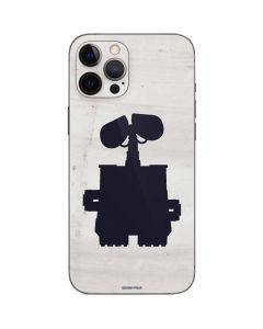 WALL-E Silhouette iPhone 12 Pro Max Skin