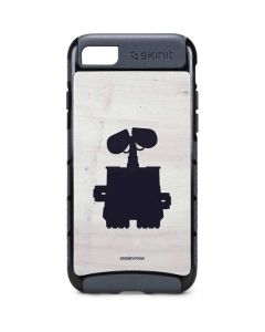 WALL-E Silhouette iPhone 8 Cargo Case