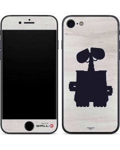 WALL-E Silhouette iPhone SE Skin