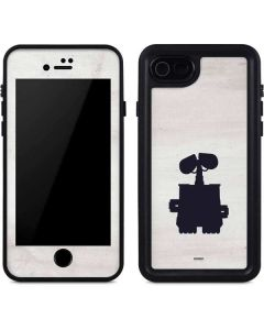 WALL-E Silhouette iPhone SE Waterproof Case