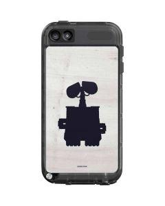 WALL-E Silhouette LifeProof Fre iPod Skin
