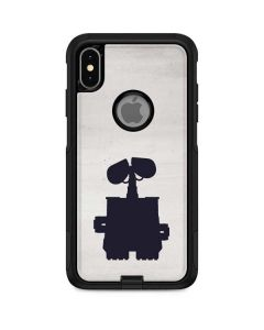 WALL-E Silhouette Otterbox Commuter iPhone Skin