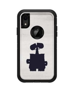 WALL-E Silhouette Otterbox Defender iPhone Skin