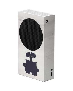WALL-E Silhouette Xbox Series S Console Skin