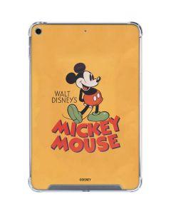 Walt Disney Mickey Mouse iPad Mini 5 (2019) Clear Case