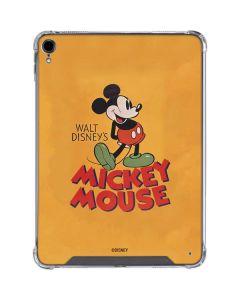 Walt Disney Mickey Mouse iPad Pro 11in (2018-19) Clear Case