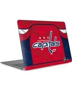 Washington Capitals Home Jersey Apple MacBook Air Skin