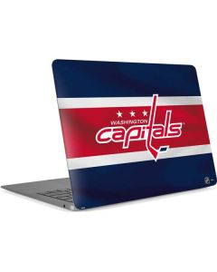 Washington Capitals Jersey Apple MacBook Air Skin