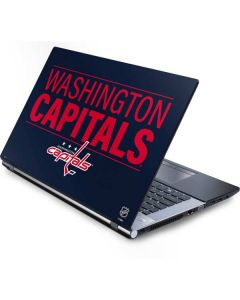 Washington Capitals Lineup Generic Laptop Skin