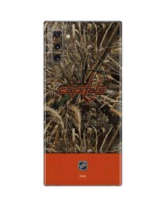 Washington Capitals Realtree Max-5 Camo Galaxy Note 10 Skin