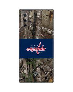 Washington Capitals Realtree Xtra Camo Galaxy Note 10 Skin