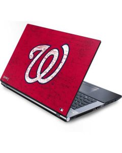 Washington Nationals - Solid Distressed Generic Laptop Skin
