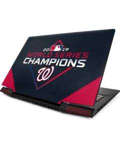 Washington Nationals 2019 World Series Champions Lenovo IdeaPad Skin