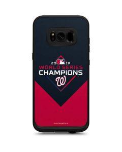 Washington Nationals 2019 World Series Champions LifeProof Fre Galaxy Skin