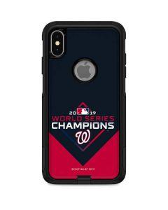 Washington Nationals 2019 World Series Champions Otterbox Commuter iPhone Skin
