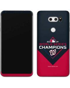 Washington Nationals 2019 World Series Champions V30 Skin