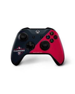 Washington Nationals 2019 World Series Champions Xbox One X Controller Skin