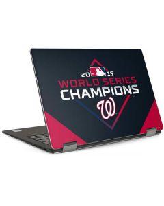 Washington Nationals 2019 World Series Champions Dell XPS Skin