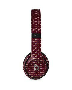Washington Redskins Blitz Series Beats Solo 2 Wired Skin