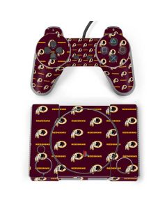 Washington Redskins Blitz Series PlayStation Classic Bundle Skin