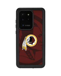 Washington Redskins Double Vision Galaxy S20 Ultra 5G Waterproof Case