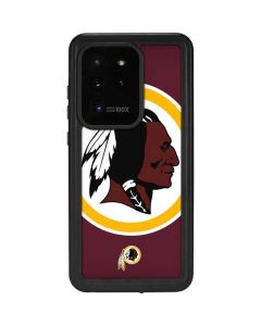 Washington Redskins Large Logo Galaxy S20 Ultra 5G Waterproof Case