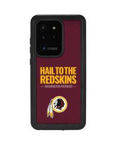 Washington Redskins Team Motto Galaxy S20 Ultra 5G Waterproof Case