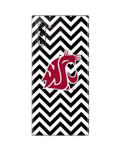 Washington State Chevron Print Galaxy Note 10 Skin