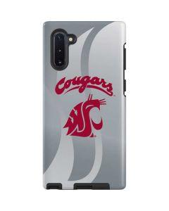 Washington State Cougars Galaxy Note 10 Pro Case