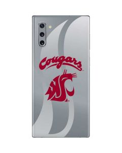 Washington State Cougars Galaxy Note 10 Skin