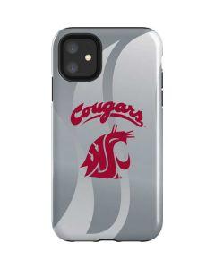 Washington State Cougars iPhone 11 Impact Case