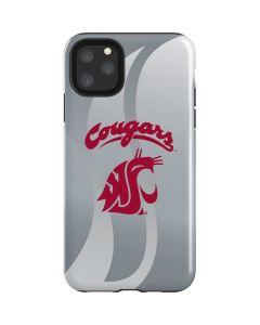 Washington State Cougars iPhone 11 Pro Max Impact Case