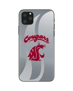 Washington State Cougars iPhone 11 Pro Max Skin