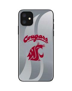 Washington State Cougars iPhone 11 Skin