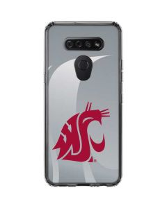 Washington State Cougars LG K51/Q51 Clear Case