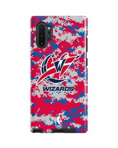 Washington Wizards Digi Camo Galaxy Note 10 Plus Pro Case