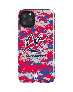 Washington Wizards Digi Camo iPhone 11 Pro Max Impact Case