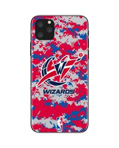 Washington Wizards Digi Camo iPhone 11 Pro Max Skin