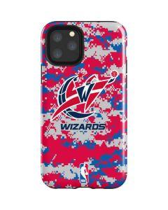 Washington Wizards Digi Camo iPhone 11 Pro Impact Case