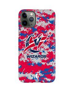 Washington Wizards Digi Camo iPhone 11 Pro Lite Case