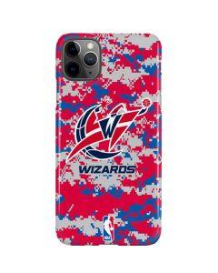 Washington Wizards Digi Camo iPhone 11 Pro Max Lite Case