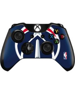 Washington Wizards Large Logo Xbox One Controller Skin
