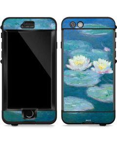 Waterlilies, Evening LifeProof Nuud iPhone Skin
