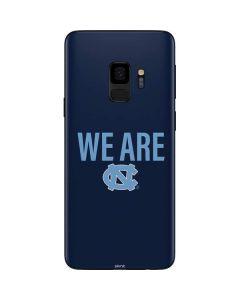 We Are North Carolina Galaxy S9 Skin